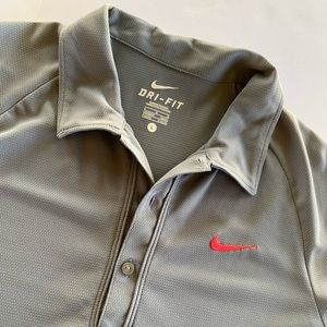 Nike Dry Fit Polo, size Large